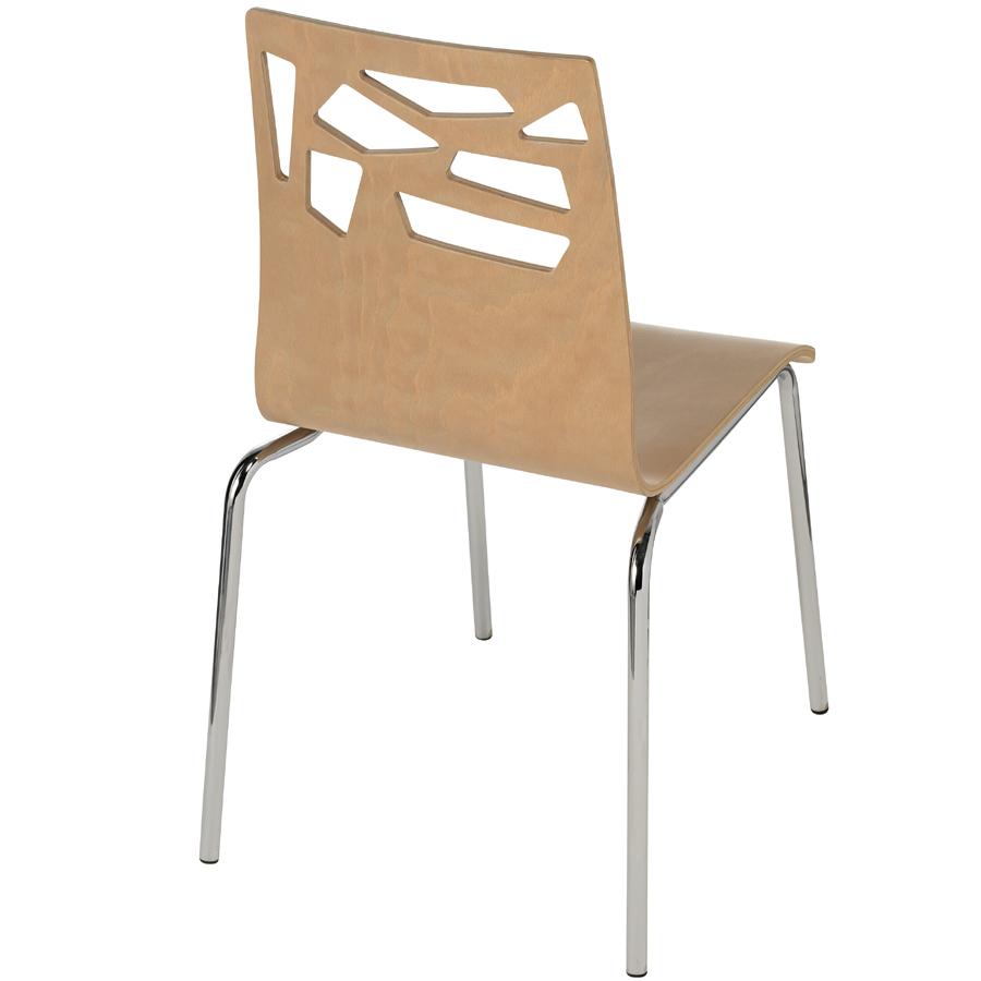 Sedia di design in metallo di ottima qualit a prezzi for Sedex sedie